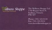 The Wellness Shoppe Health Foods Store in Sudbury Ontario